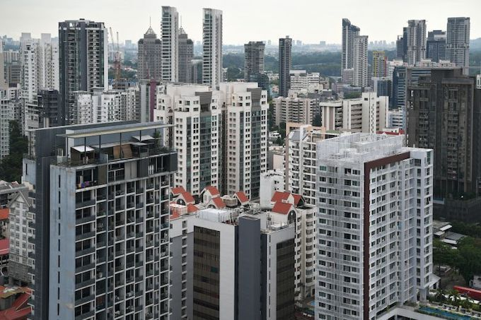 Singapore New Home Sales Hit 7-Year High for Month of June